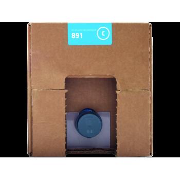 Cartouche HP Latex 891 - Bleu