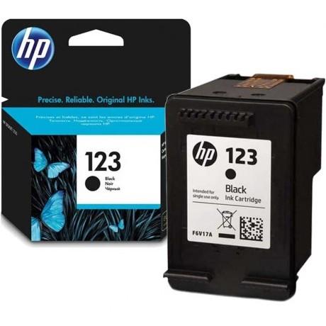 Cartouche HP 123 - Noir