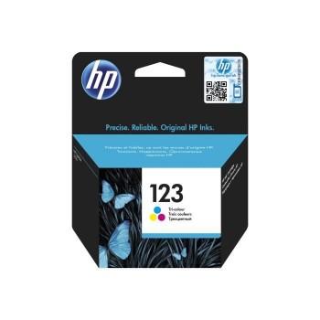 Cartouche HP 123 - Tricolor