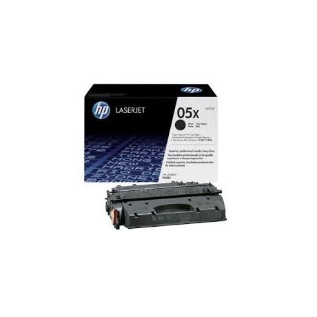 Toner HP 05X  Noir