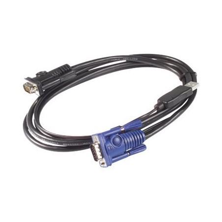 APC câble clavier . vidéo ....