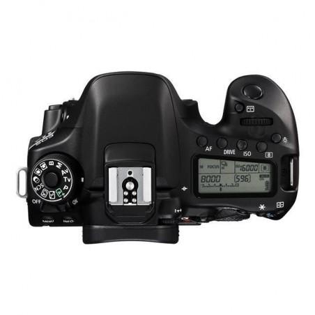 Canon EOS 80D Reflex Numérique