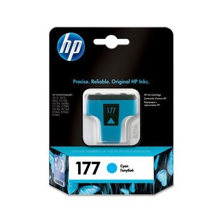 Cartouche HP 177 - Cyan