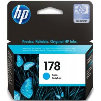Cartouche HP 178 - Cyan