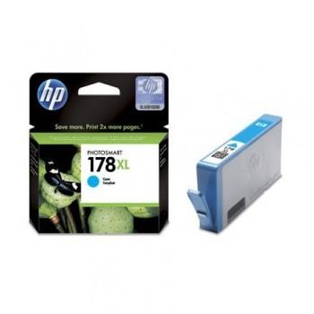 Cartouche HP 178 XL - Cyan