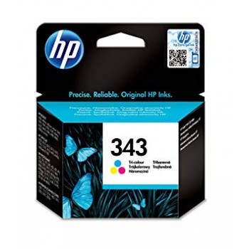 Cartouche HP 343 - 3 couleurs