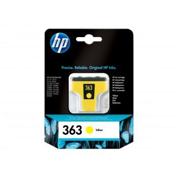 Cartouche HP 363 - Jaune