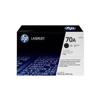 Toner HP 70A  Noir