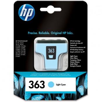 Cartouche HP 363 -Light Cyan