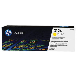 Toner HP 312A   Yellow