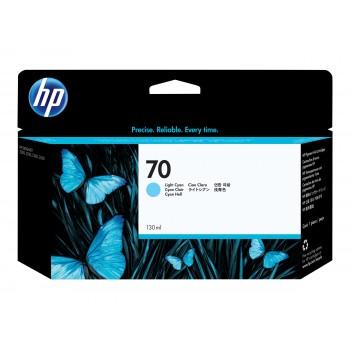 Cartouche HP 70 - Light Cyan