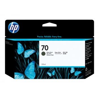 Cartouche HP 70 - Matte Noir