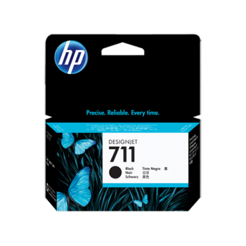 Cartouche HP 711-Noir