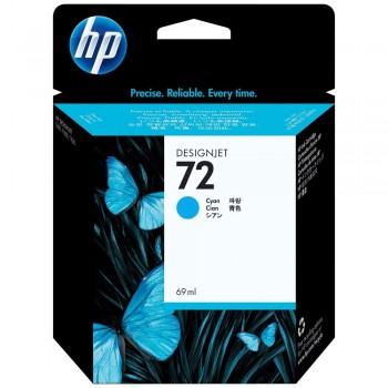 Cartouche HP 72 - Cyan