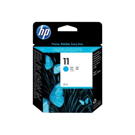 Cartouche HP 11 - Cyan