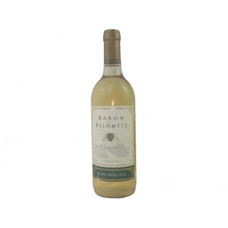 baron belmotte vin blanc 75 cl