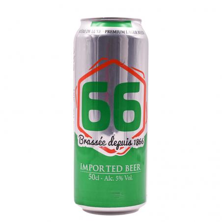 bière 66 - 5% alcool -...
