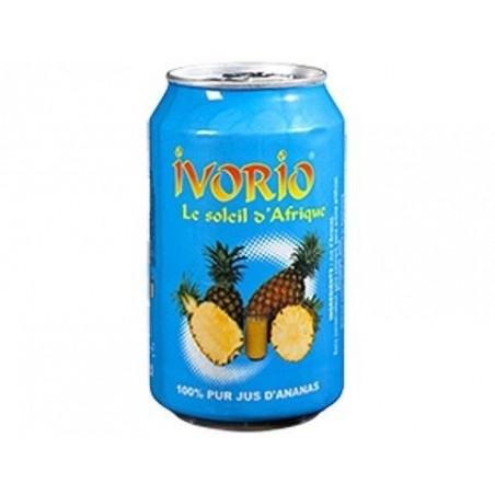 IVORIO Jus d'ananas (100%...