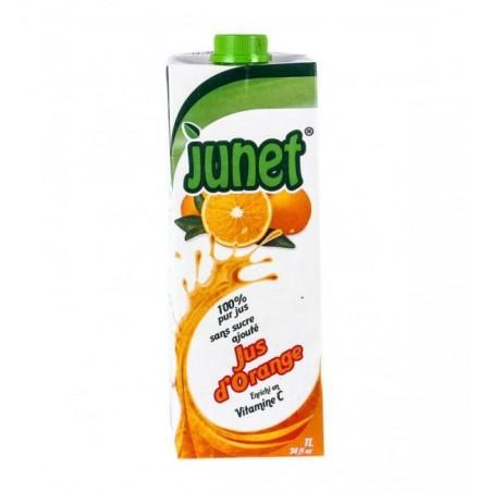 JUS 100% ORANGE JUNET- 1l