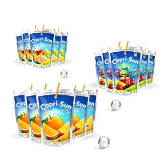 Pack de 15 Capri Sun Mixte...