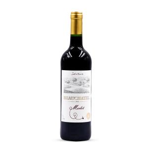 Vin Beauchatel Merlot 75 cl...