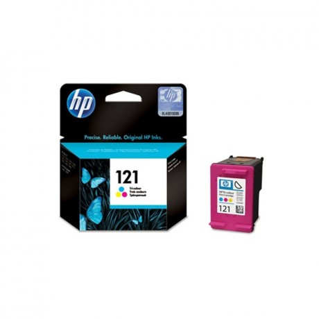 Cartouche HP 121 -Couleur