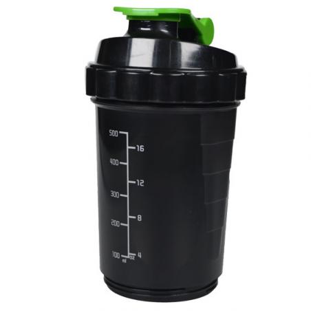 Gourde Noir / Vert – 500mL...