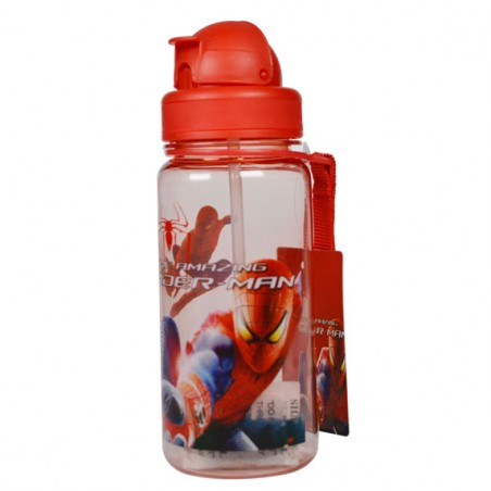 Gourde Rouge Spider Man –...