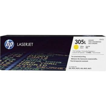 Toner HP 305L  Yellow