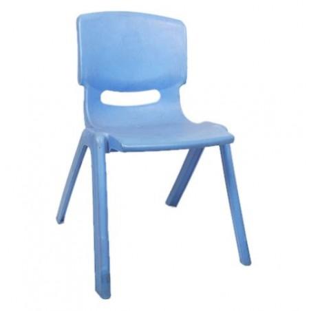 Chaise en plastique pour...