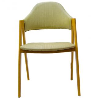 Chaise scandinave – Mauve
