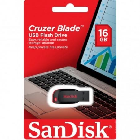 CLÉ USB 16 GIGA SANDISK 2.0