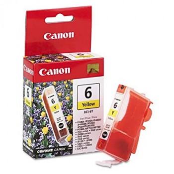 Cartouche CANON BCI 6 Jaune