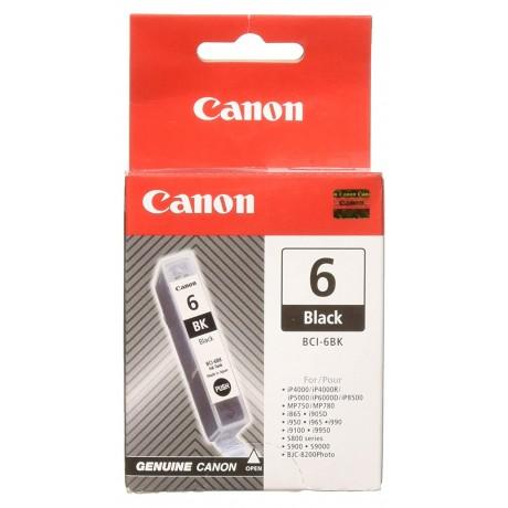 Cartouche CANON BCI 6 Noir