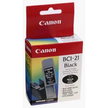 Cartouche CANON BCI 21 Noir
