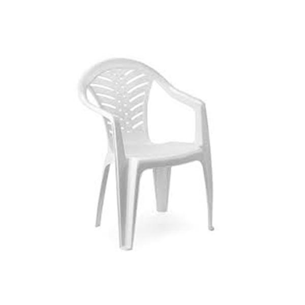 pro garden – malibu chaise blanche