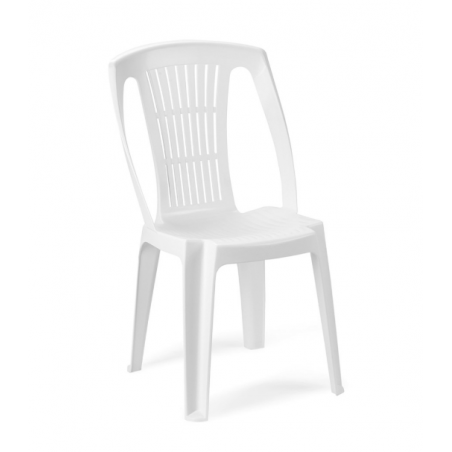pro garden stella chaise blanche