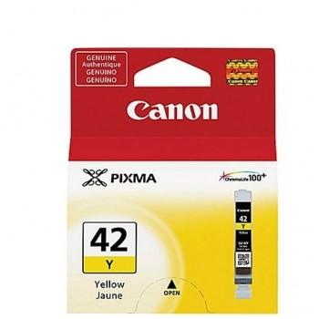 Cartouche CANON CLI 42 Yellow