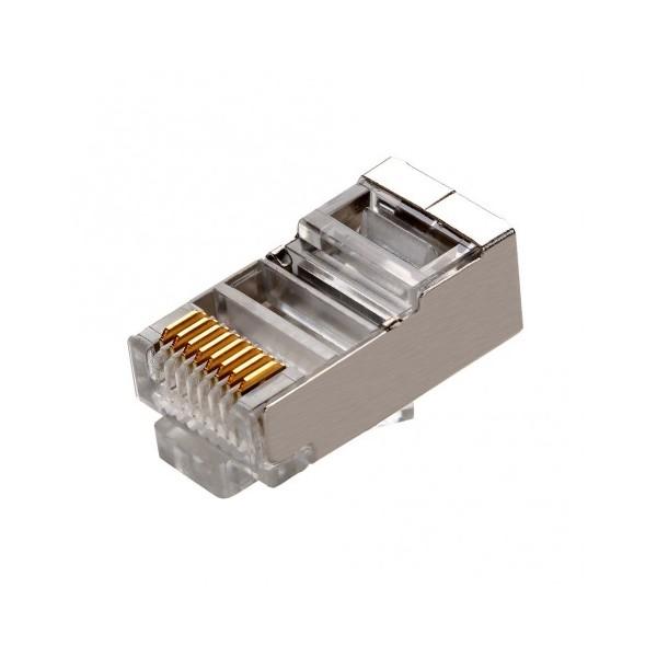 1000 X CONNECTEUR RJ-45 BLINDÉE