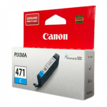 Cartouche CANON CLI471 Cyan