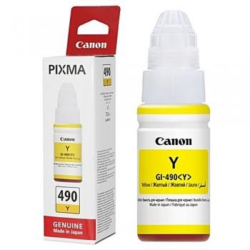Cartouche CANON GI490 Yellow