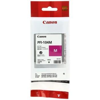 Cartouche CANON PFI104 Magenta