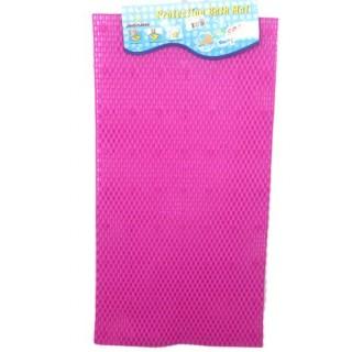 Tapis de bain  rectangle 100% PVC 21X11 Cm violet
