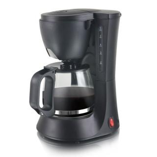 Ilux Machine à Café LX-774CM - 600W - 0,6L - Noir