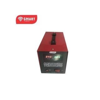 SMART TECHNOLOGY Stabilisateur AVR-2000 - 2000 Va - Rouge