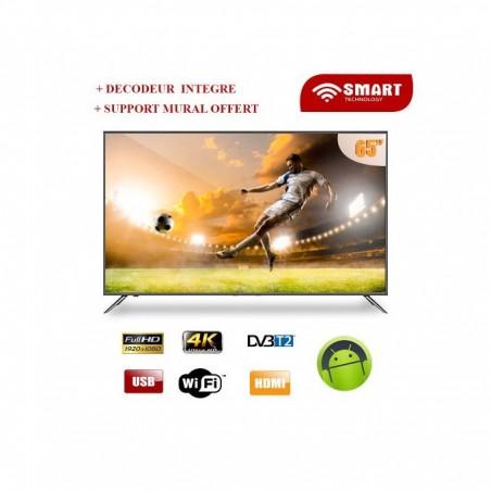 SMART TECHNOLOGY SMART TV 653 Ultra HD 4K - STT-9065S
