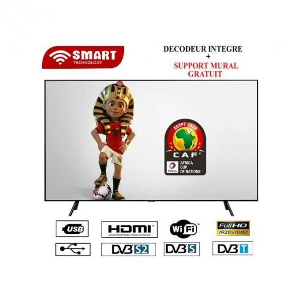 SMART TECHNOLOGY Smart TV LED - 32 Pouces-STT-5532SE