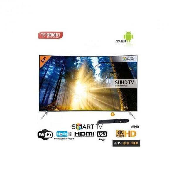 SMART TECHNOLOGY TV LED - 55 Pouces -Full HD -STT-9055