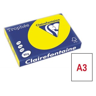 Ramette repro Clairefontaine ca 80g 29,7x42 vive