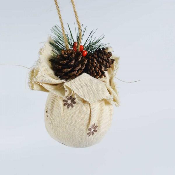 Boule de Noël pour sapin- Lots de 3 boules
